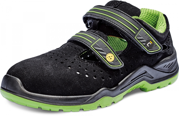 Sandale de protecţie ESD S1P SRC Halwill [0]