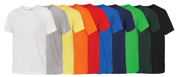 Tricou clasic, diferite culori [0]