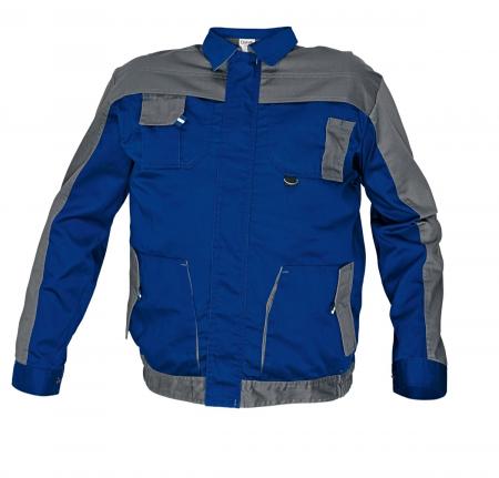 Jachetă Max Evolution, albastru/gri [0]