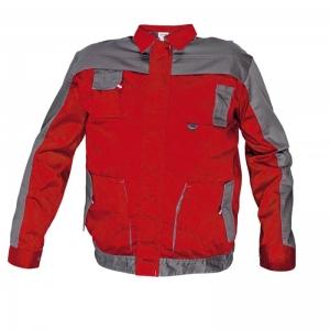 Jachetă Max Evolution, rosu/gri [0]