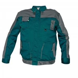 Jachetă MAX EVOLUTION, verde/gri [0]