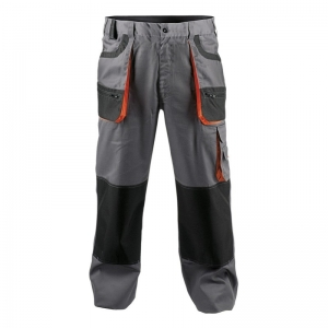 Pantaloni Carl, Gri [0]