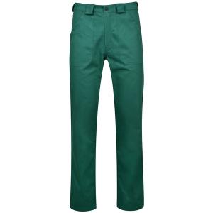 Pantaloni Delta Plus Verde/Galben [0]