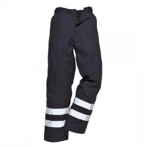 Pantaloni Iona Safety Combat Bleumarin [0]