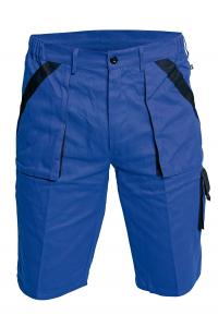 Pantaloni scurţi MAX Albastru/Negru [0]