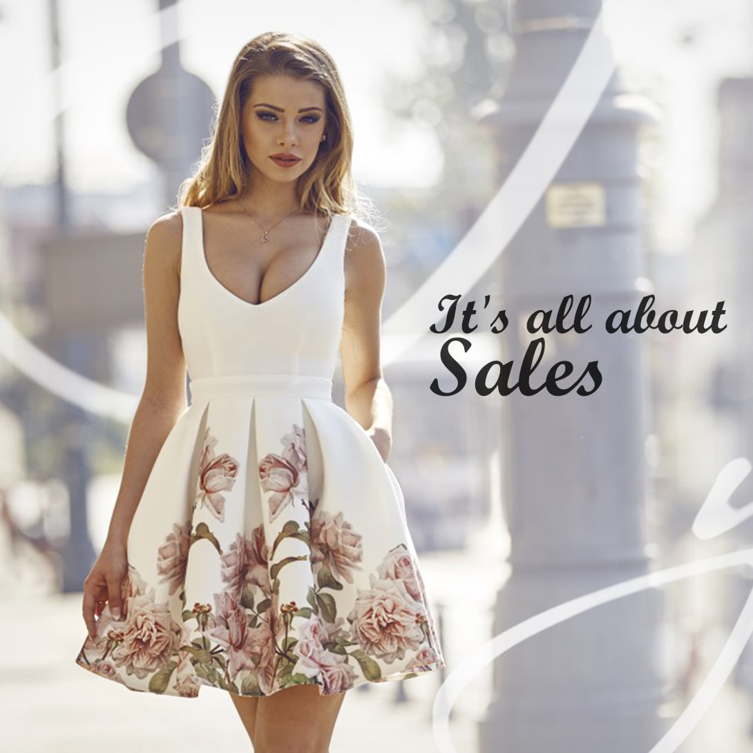 all about sales
