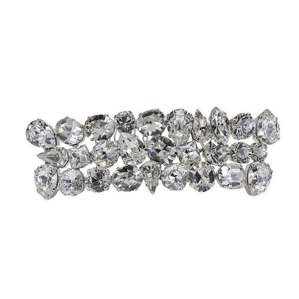 Accesoriu par mireasa cristale Swarovski 8167 Crystal 1