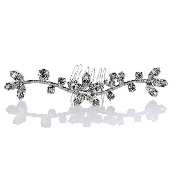 Accesoriu par mireasa cristale Swarovski 8176 Crystal [0]