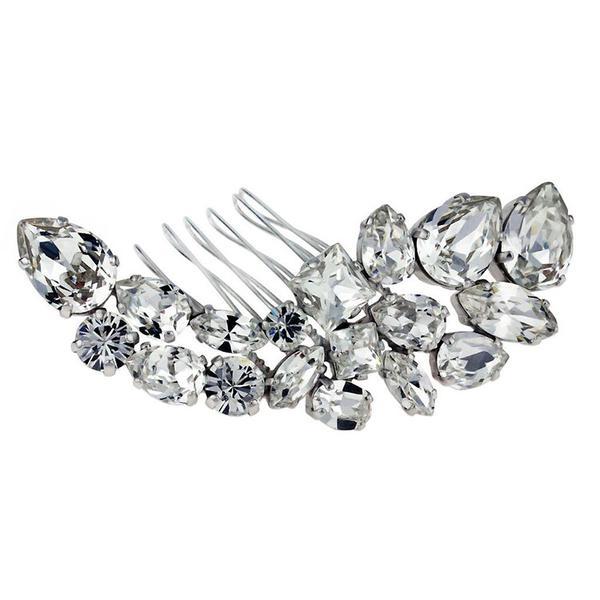 Accesoriu par mireasa cristale Swarovski 8178 Crystal 0