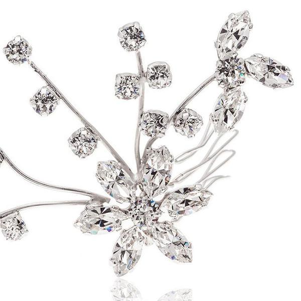 Accesoriu par mireasa cristale Swarovski Cherry Branch Crystal 2