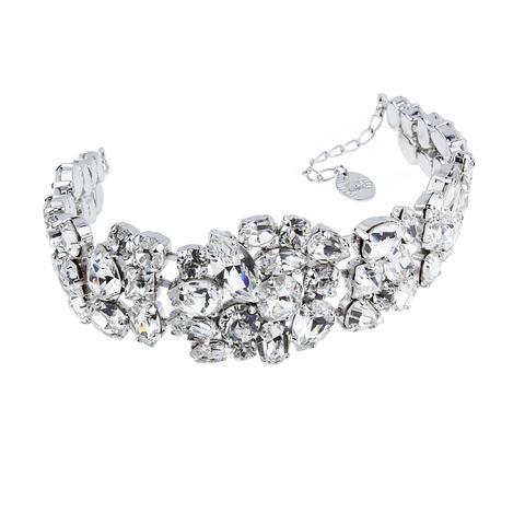 Bratara cristale Swarovski 2145 Crystal 0