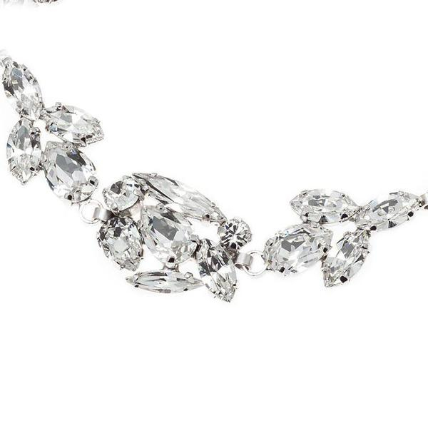 Bratara cristale Swarovski Josephine 2 Crystal 1