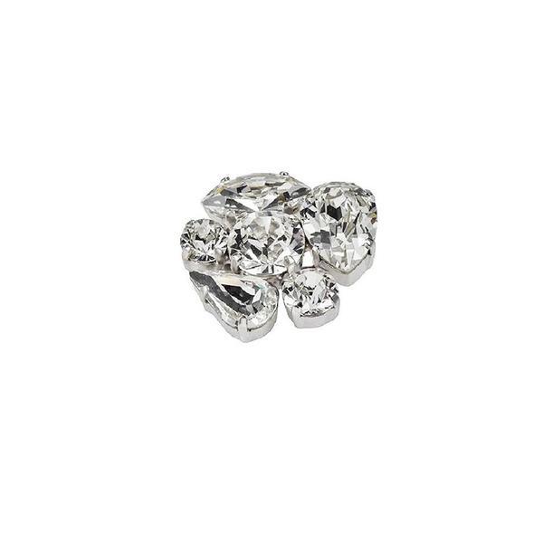 Brosa cristale Swarovski 5027 Crystal 0
