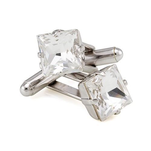 Butoni cristale Swarovski 4447 Crystal 0