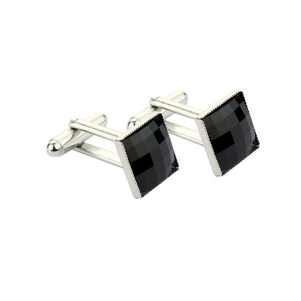 Butoni cristale Swarovski 4493 Black [0]