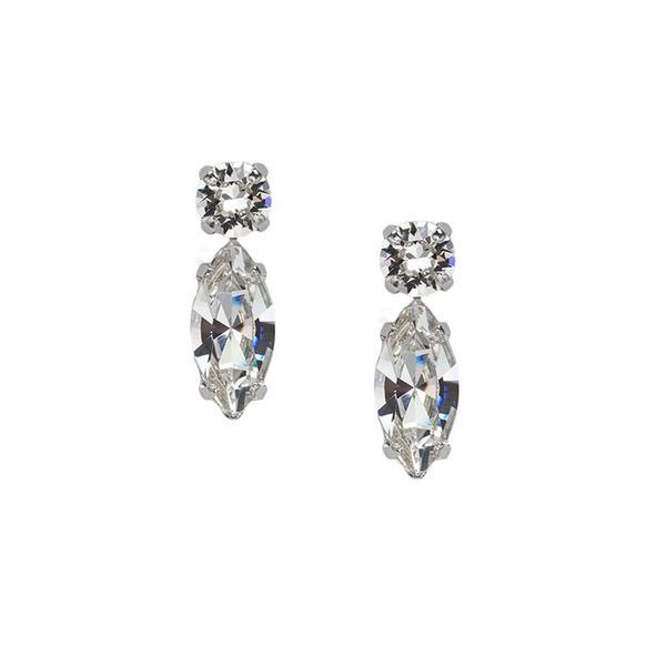 Cercei cristale Swarovski 3038 Crystal 0