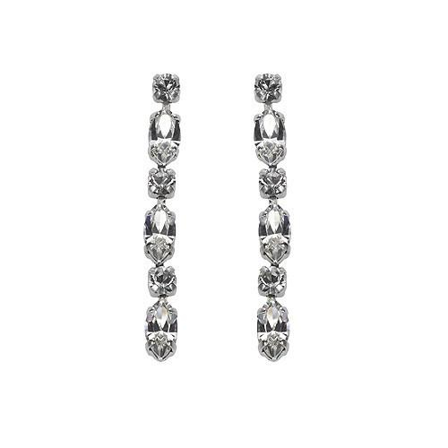 Cercei cristale Swarovski 3079 Crystal 0