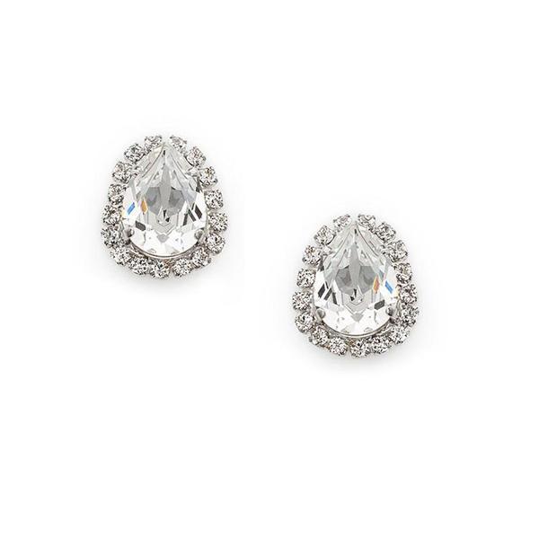 Cercei cristale Swarovski 3556 Crystal [0]
