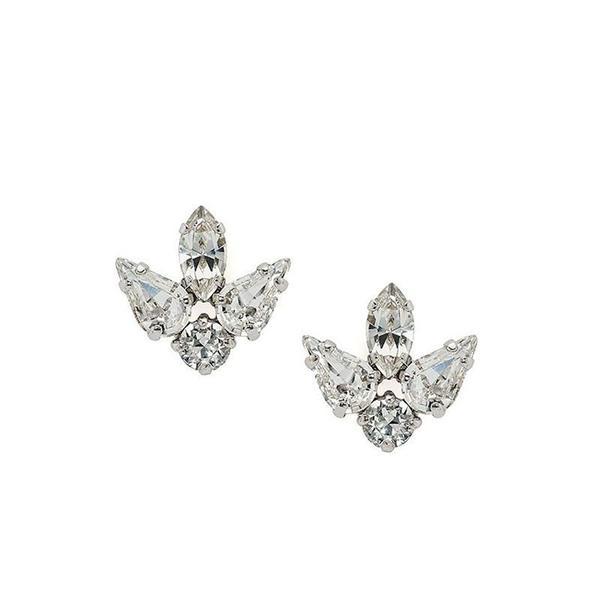 Cercei cristale Swarovski 3558 Crystal 0