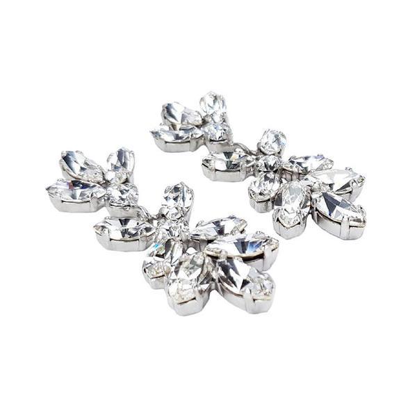 Cercei cristale Swarovski Amy Crystal 1