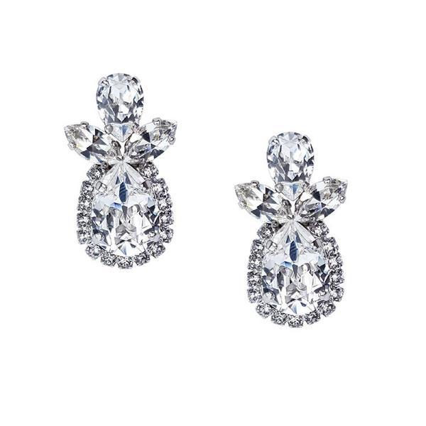 Cercei cristale Swarovski Angel Crystal 0