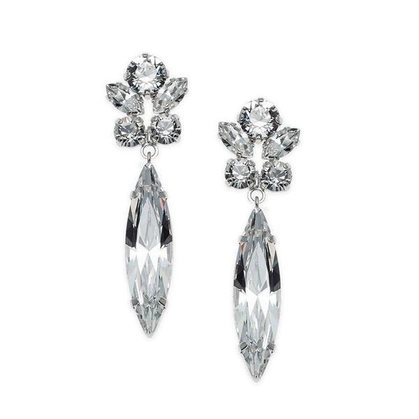 Cercei cristale Swarovski Clarisse Crystal [0]