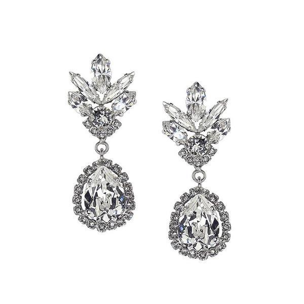 Cercei cristale Swarovski Eliana Crystal 0