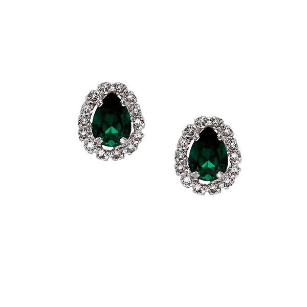 Cercei cristale Swarovski Esme Emerald [0]
