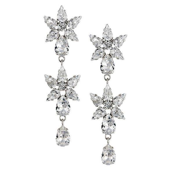 Cercei cristale Swarovski Georgia Crystal 0