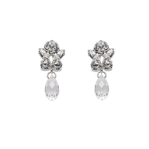 Cercei cristale Swarovski Marielle Small Crystal 0