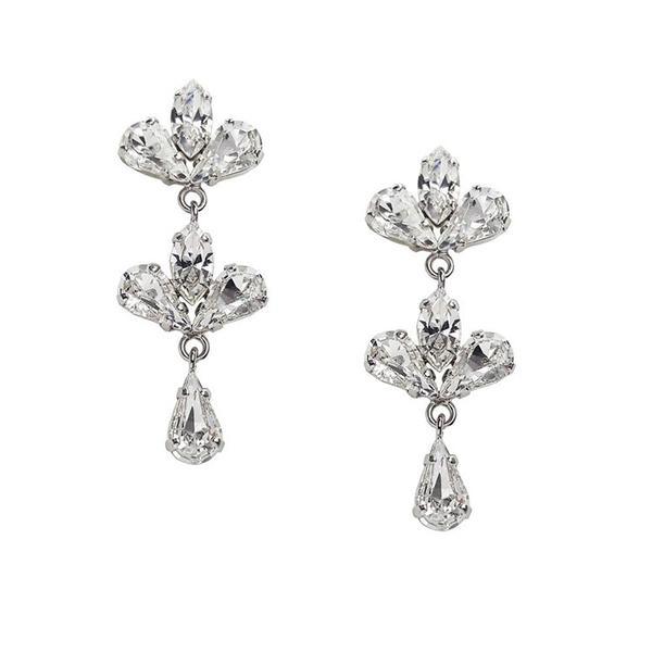 Cercei cristale Swarovski Midori Crystal 0