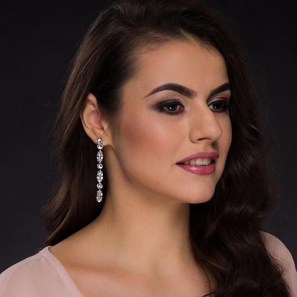 Cercei cristale Swarovski Selena Crystal 1