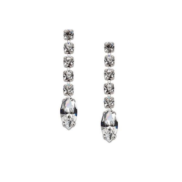Cercei cristale Swarovski Simone L Crystal [0]