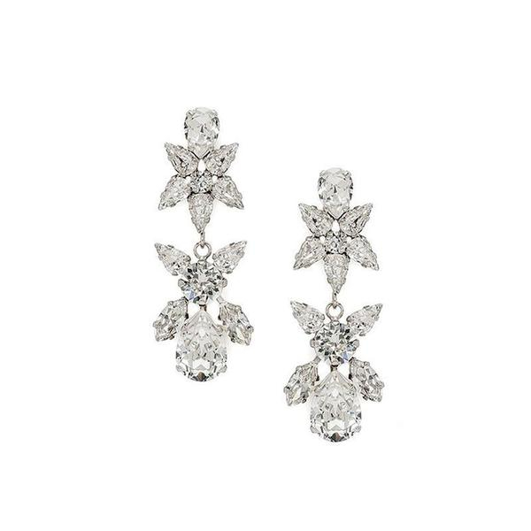 Cercei cristale Swarovski Sparkly L Crystal 0