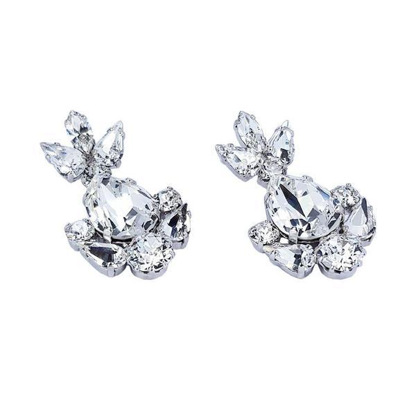 Cercei cristale Swarovski Xena Crystal [3]