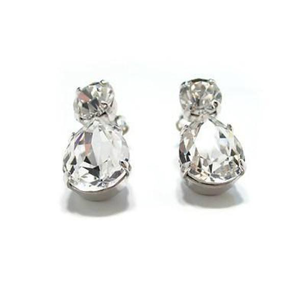 Cercei cristale Swarovski Zora Crystal 0
