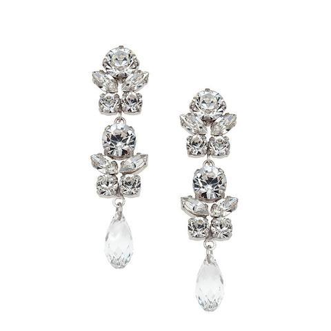 Cercei cristale Swarovski Marielle Crystal L 0