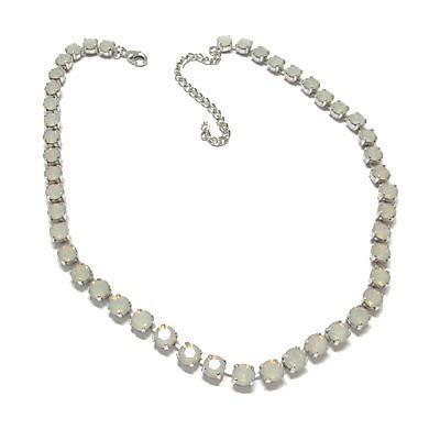 Colier cristale Swarovski 1014 White Opal [0]