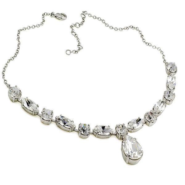 Colier cristale Swarovski 1035 Crystal 0