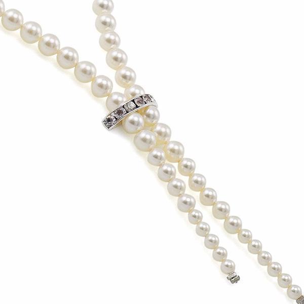 Colier perle Swarovski 1294 White Pearl [1]