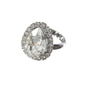 Inel cristale Swarovski Marcia Crystal 0