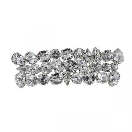 Accesoriu par mireasa cristale Swarovski 8167 Crystal1