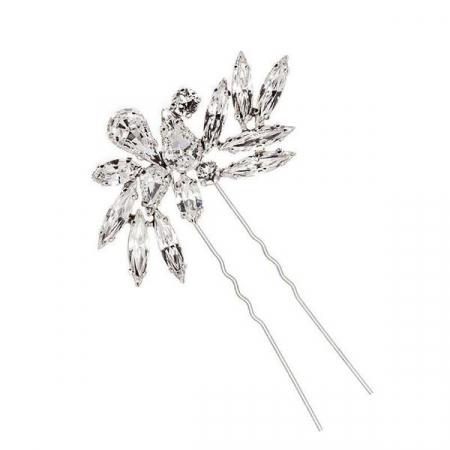 Accesoriu par mireasa cristale Swarovski Flower Petals Crystal [0]
