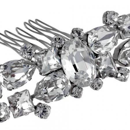 Accesoriu par mireasa cristale Swarovski Summer Dream Crystal1