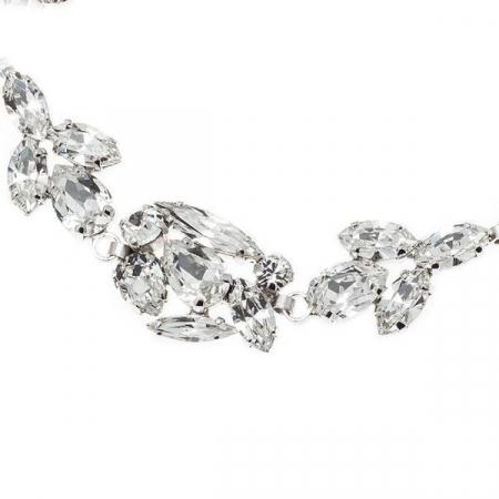 Bratara cristale Swarovski Josephine 2 Crystal1