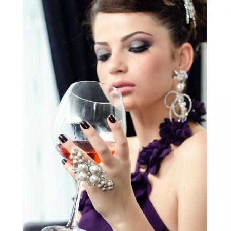 Brosa perle Swarovski 5043 Pearls1
