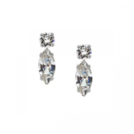 Cercei cristale Swarovski 3038 Crystal0