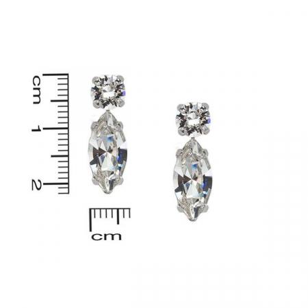 Cercei cristale Swarovski 3038 Crystal3