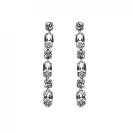 Cercei cristale Swarovski 3079 Crystal0