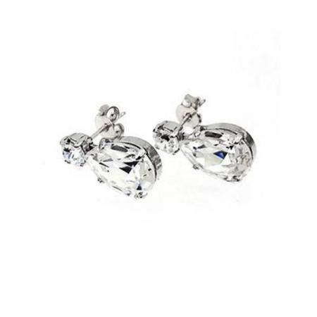 Cercei cristale Swarovski 3109 Crystal [0]